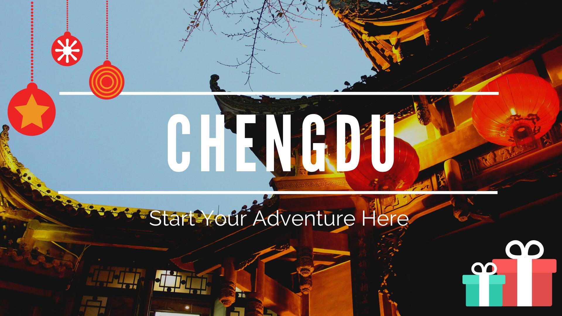 Programs in Chengdu