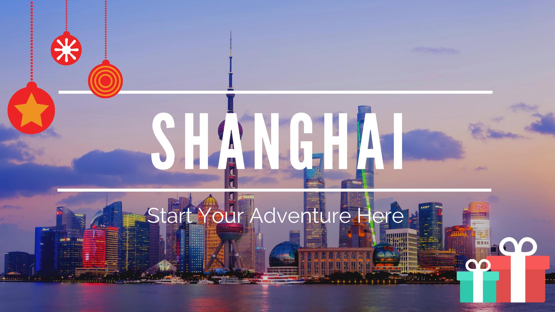 Programs in Shanghai