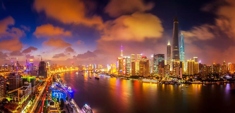 Huangpu River Night Cruise1