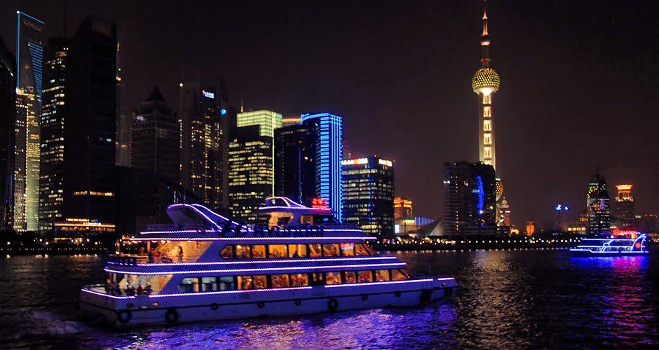 Huangpu River Night Cruise3