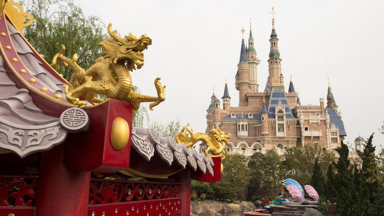 Shanghai Disneyland1