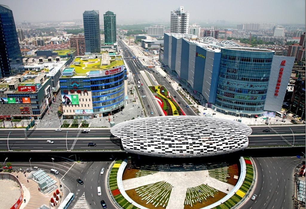 Shanghai-Wujiaochang