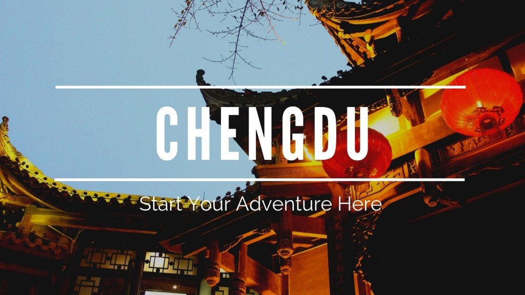 Study Abroad in China Programs- Chengdu