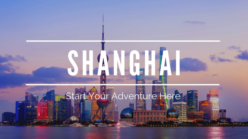 Study Abroad in China Programs - Shanghai