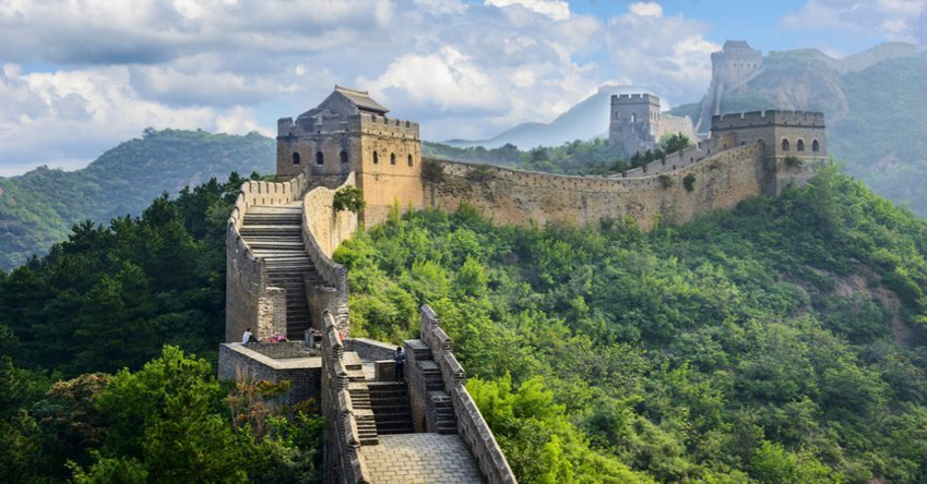 Travel to China - The beauty of the Great Wall of China