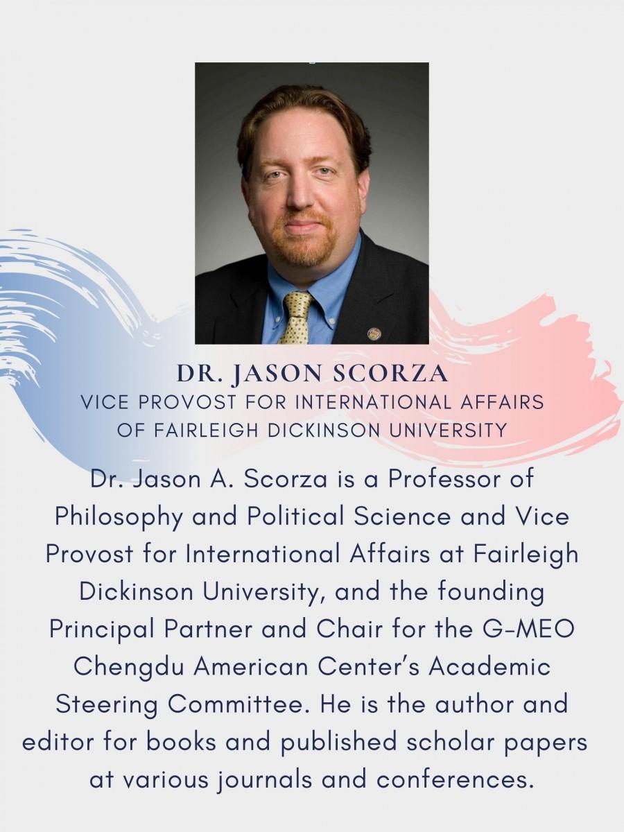 Dr. Jason Scorza's Bio